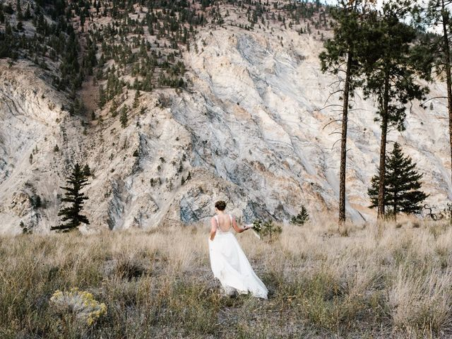 Andrew and Elice's wedding in Lytton, British Columbia 150