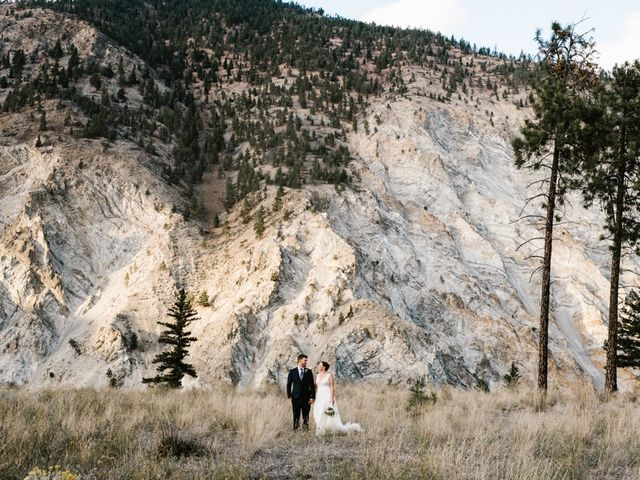 Andrew and Elice's wedding in Lytton, British Columbia 151