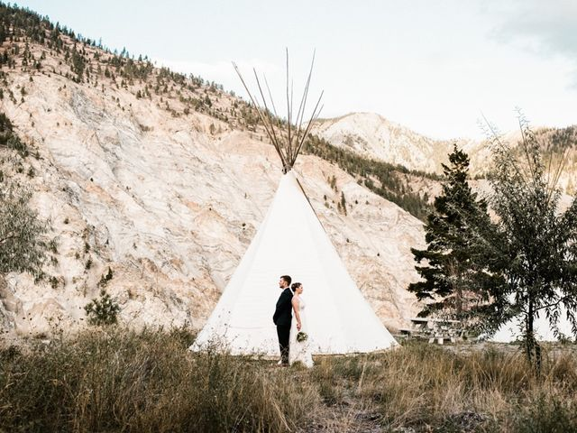 Andrew and Elice's wedding in Lytton, British Columbia 154