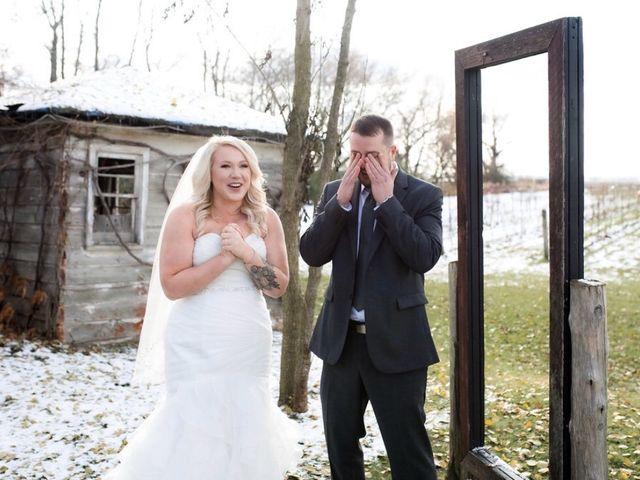 Steven and Heather's wedding in Newmarket, Ontario 6
