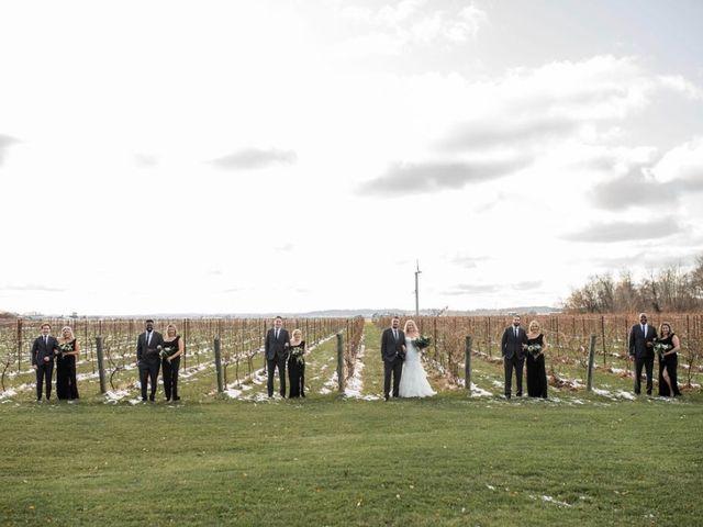 Steven and Heather's wedding in Newmarket, Ontario 1