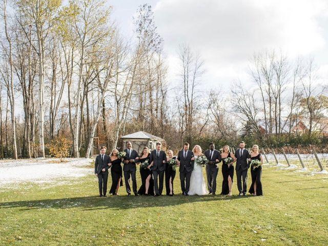 Steven and Heather's wedding in Newmarket, Ontario 7