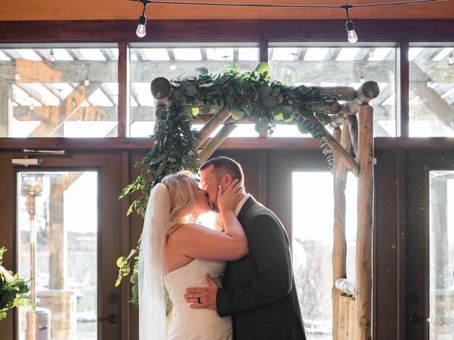 Steven and Heather's wedding in Newmarket, Ontario 2