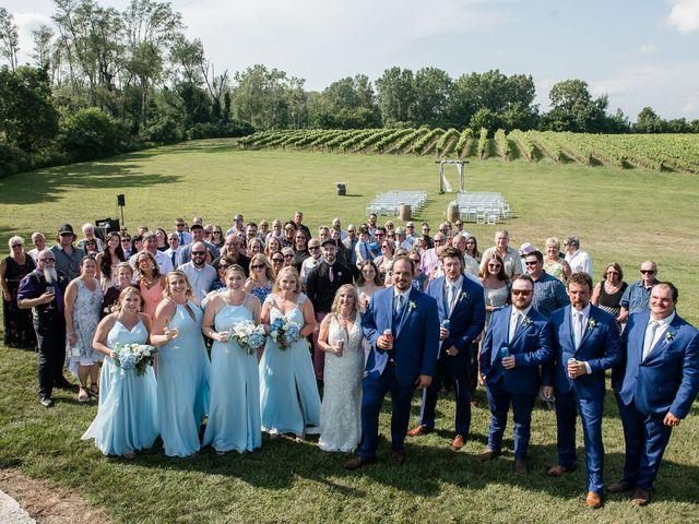 The wedding of Kasia and Ryan