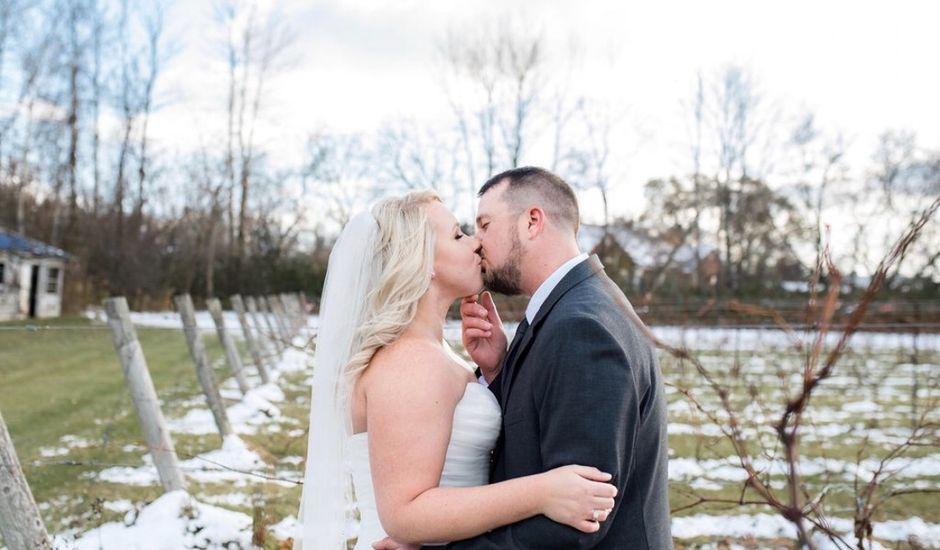 Steven and Heather's wedding in Newmarket, Ontario