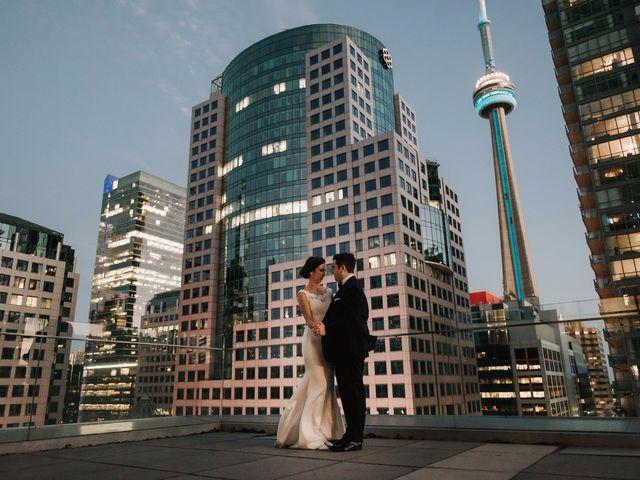 Jeff and Lisa's wedding in Toronto, Ontario 109