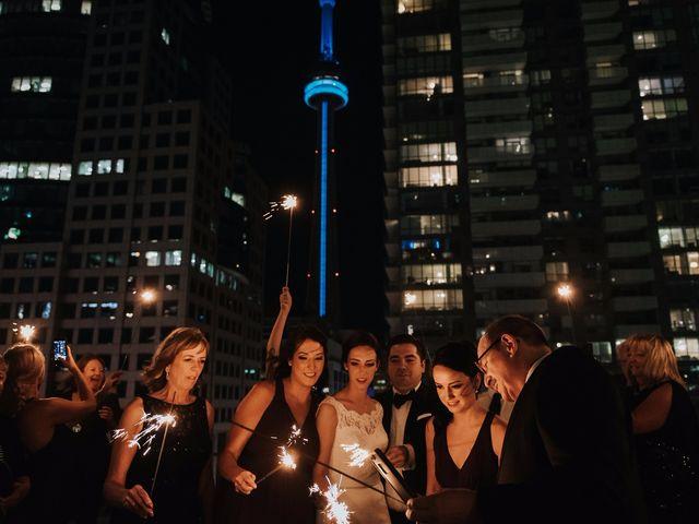 Jeff and Lisa's wedding in Toronto, Ontario 112
