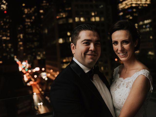 The wedding of Lisa and Jeff