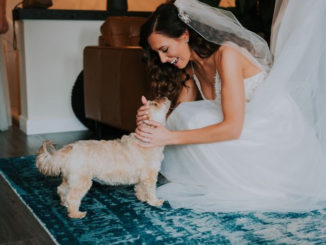 Lucas and Jenn's wedding in Calgary, Alberta 6