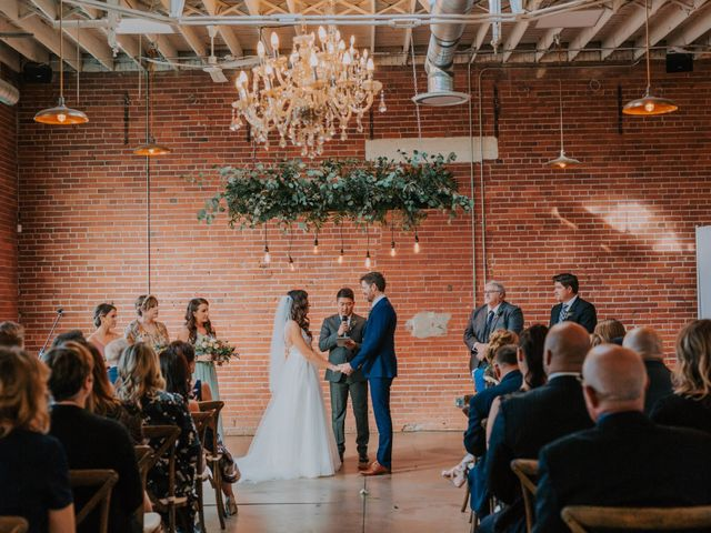 Lucas and Jenn's wedding in Calgary, Alberta 9