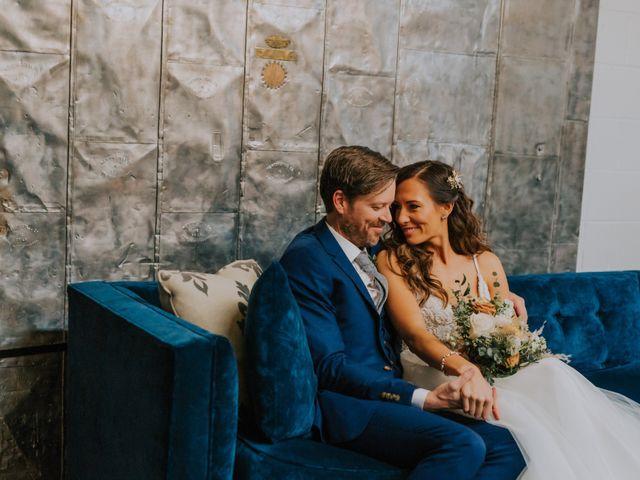 Lucas and Jenn's wedding in Calgary, Alberta 1