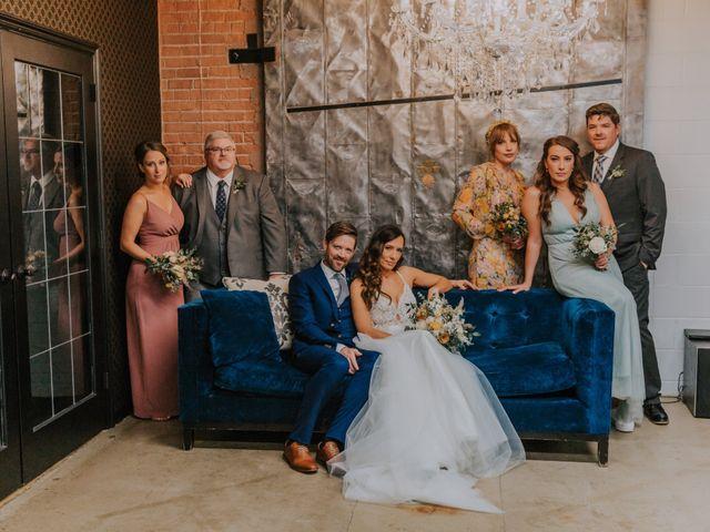 Lucas and Jenn's wedding in Calgary, Alberta 11