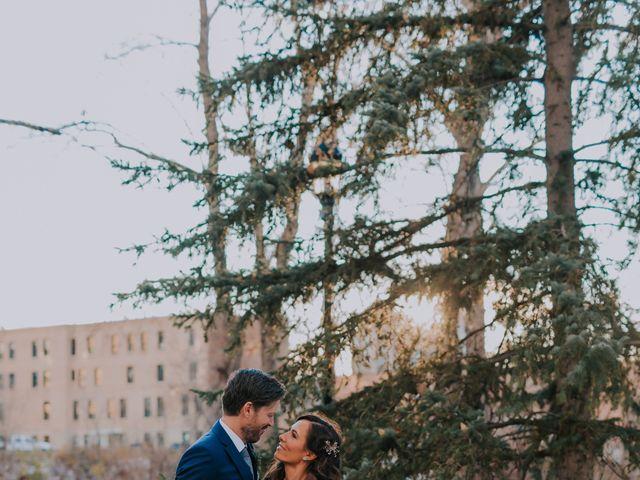 Lucas and Jenn's wedding in Calgary, Alberta 16