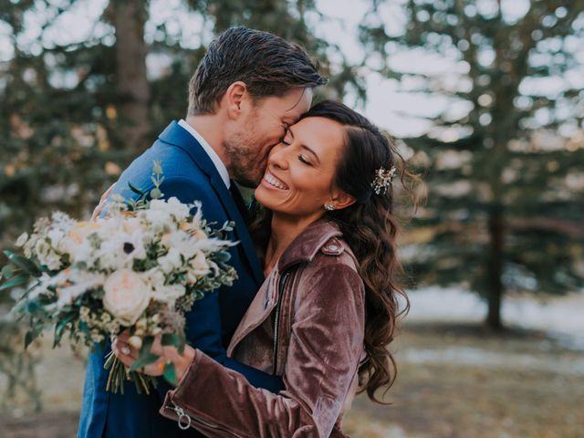 Lucas and Jenn's wedding in Calgary, Alberta 2