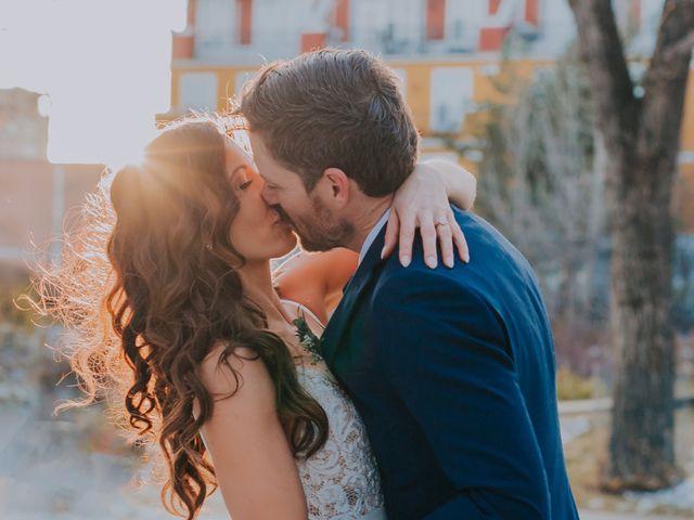 Lucas and Jenn's wedding in Calgary, Alberta 20
