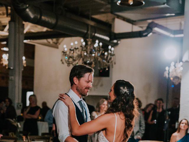 Lucas and Jenn's wedding in Calgary, Alberta 22