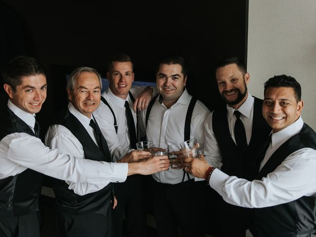 Jeff and Lisa's wedding in Toronto, Ontario 8