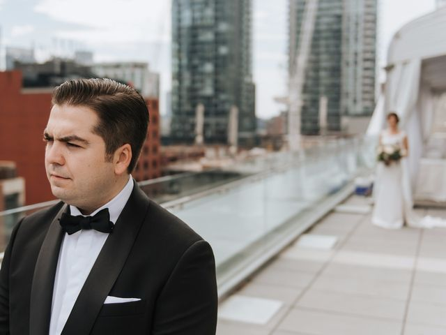 Jeff and Lisa's wedding in Toronto, Ontario 18