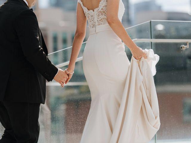 Jeff and Lisa's wedding in Toronto, Ontario 25
