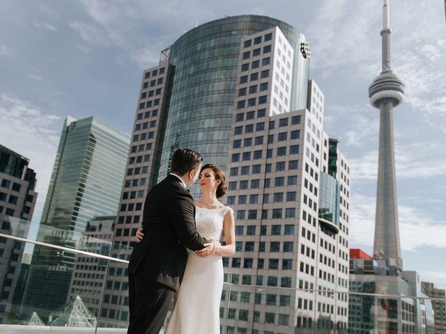 Jeff and Lisa's wedding in Toronto, Ontario 26