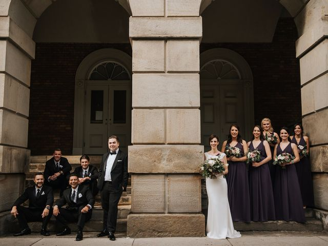 Jeff and Lisa's wedding in Toronto, Ontario 37