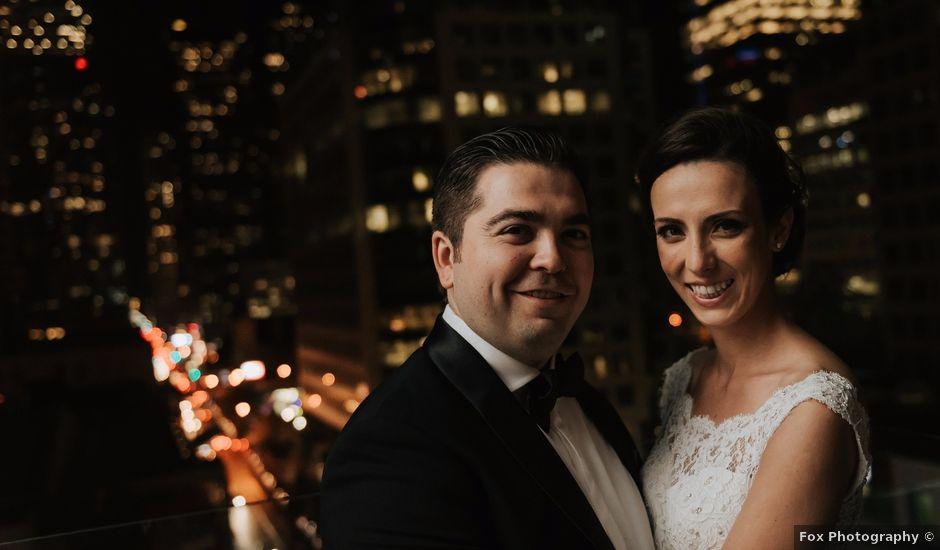 Jeff and Lisa's wedding in Toronto, Ontario