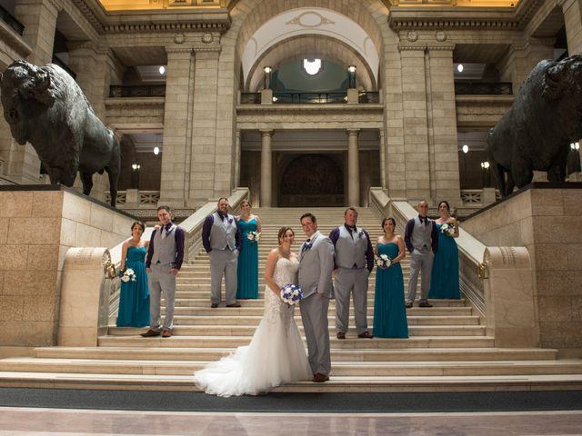 The wedding of Jared and Samantha