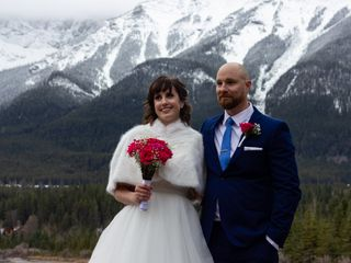 The wedding of Maryanne  and Jamie