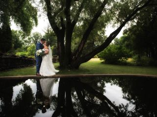 The wedding of Rick and Daria