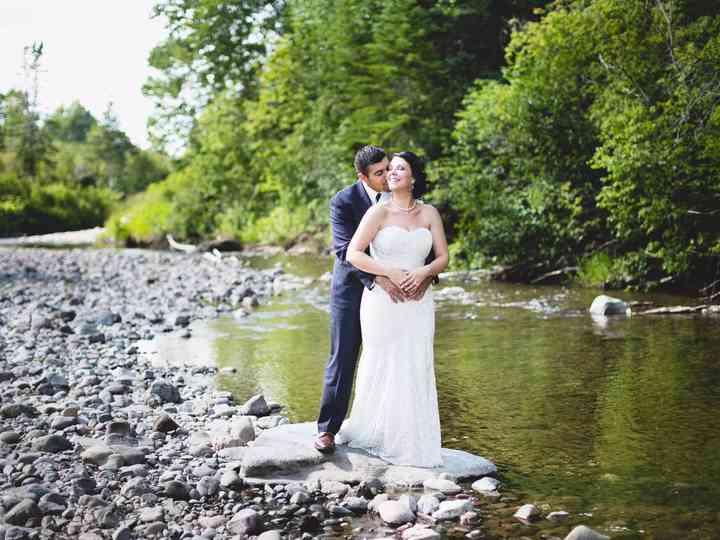 The wedding of Jelisa and Logan