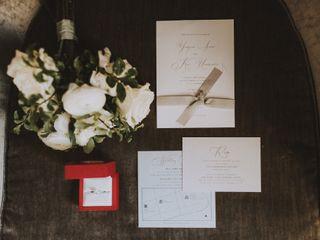 The wedding of Kai and Emily 3