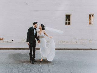 The wedding of Kai and Emily