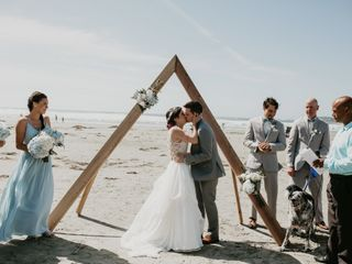 The wedding of Kaisha and Tyler