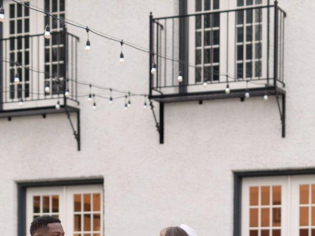 Sheldon and Erika's wedding in Scarborough, Ontario 5