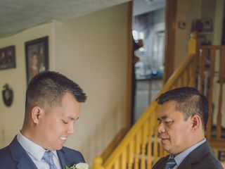 The wedding of Alvin and Francia 2