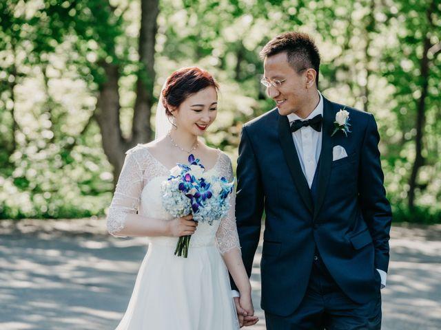 The wedding of Tim and Eliza