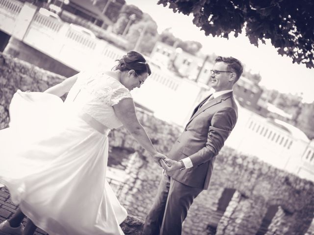 Nick and Louise's wedding in Cambridge, Ontario 7