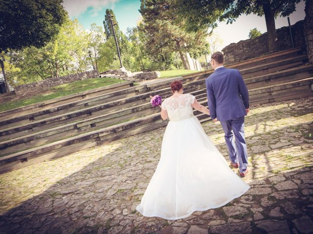 Nick and Louise's wedding in Cambridge, Ontario 8