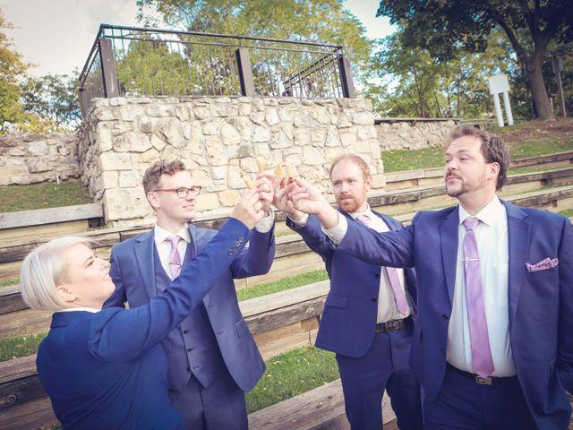 Nick and Louise's wedding in Cambridge, Ontario 11