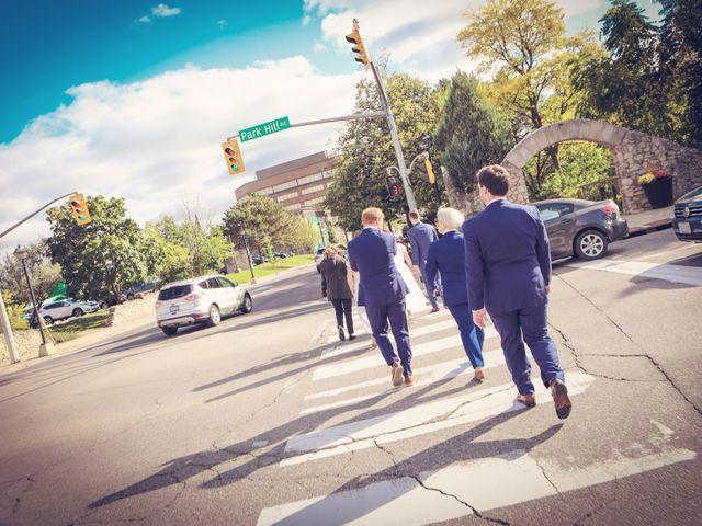 Nick and Louise's wedding in Cambridge, Ontario 14