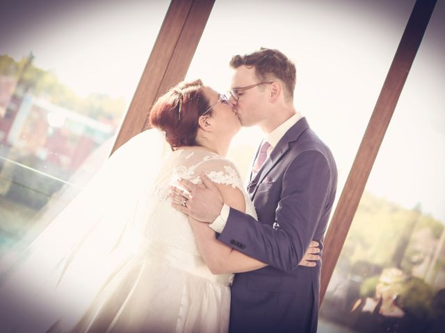 Nick and Louise's wedding in Cambridge, Ontario 16