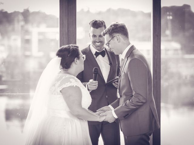 Nick and Louise's wedding in Cambridge, Ontario 17
