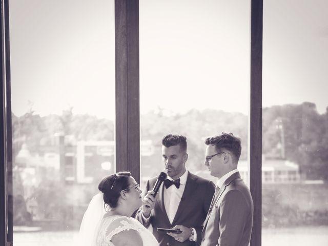 Nick and Louise's wedding in Cambridge, Ontario 19