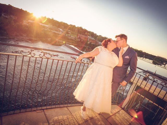 Nick and Louise's wedding in Cambridge, Ontario 1
