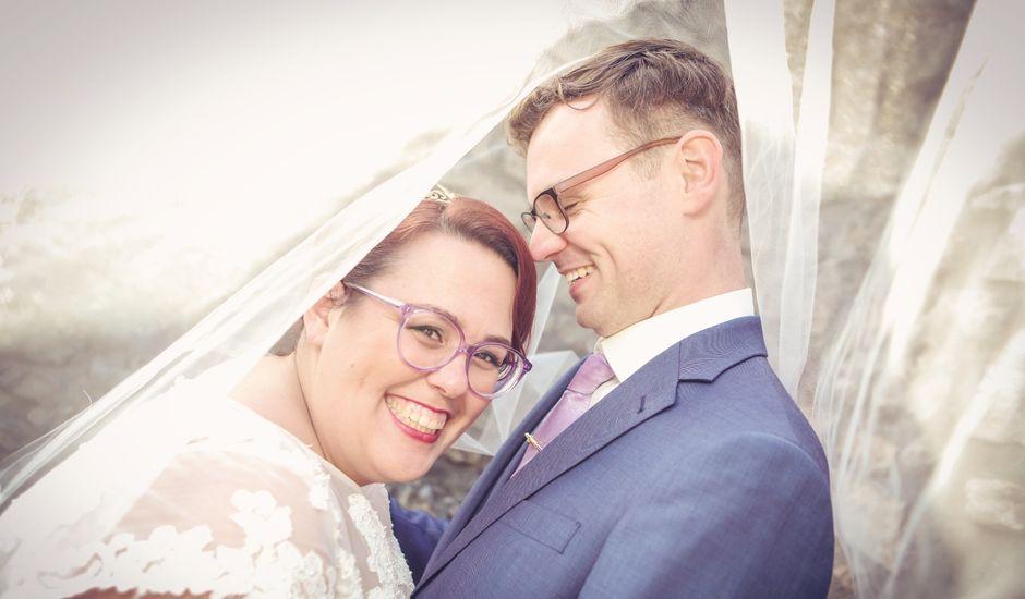 Nick and Louise's wedding in Cambridge, Ontario