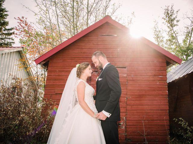 Sieger and Mariana's wedding in Edmonton, Alberta 1