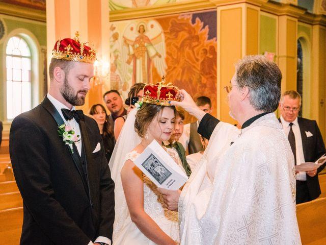 Sieger and Mariana's wedding in Edmonton, Alberta 14