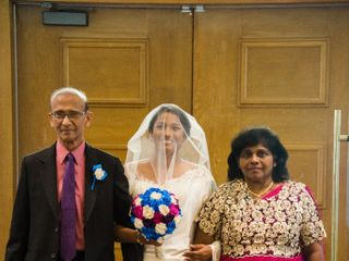 The wedding of Stephen and Roshani 3