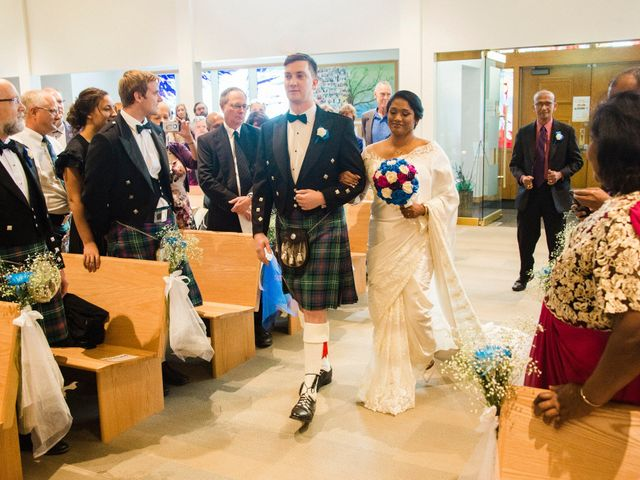 Roshani and Stephen's wedding in Edmonton, Alberta 6