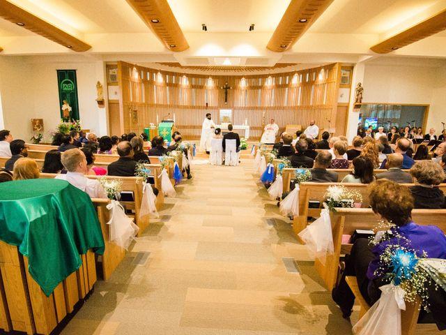 Roshani and Stephen's wedding in Edmonton, Alberta 7